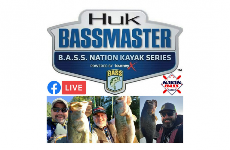KBN Live Replay – BASS Nation Kayak Series Q/A