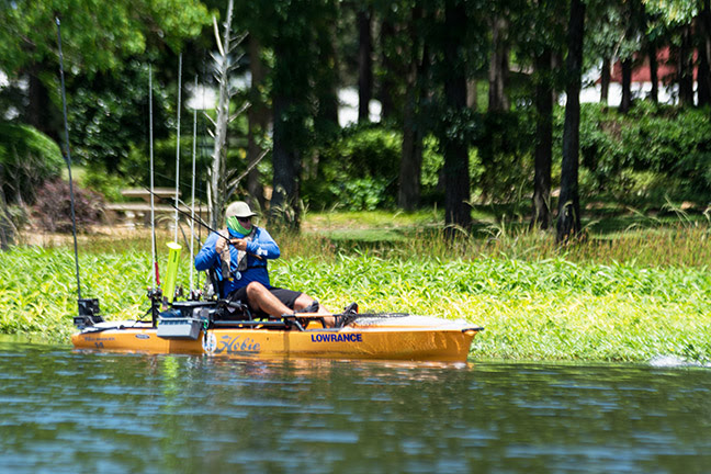 Hobie Bass Open Series heads to Lake Fork